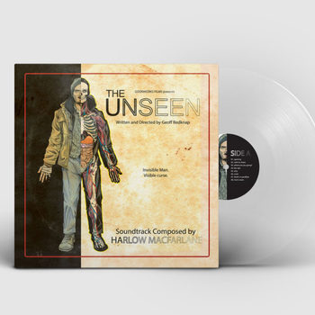 The Unseen - Original Vinyl Soundtrack
