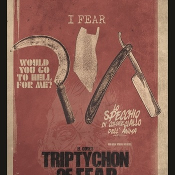 Triptychon of Fear