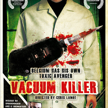 Vacuum Killer - Belgian Grindhouse Double Bill