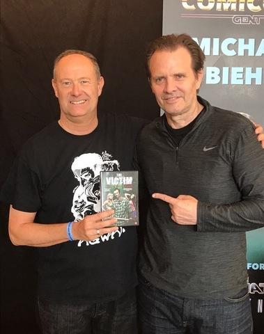 Meeting Michael Biehn