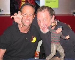 Meeting Robert Englund
