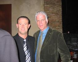 Meeting Ted Danson